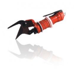Power felco parer, works with an air br/ compressor