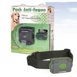 Anti-escape kit for dogs