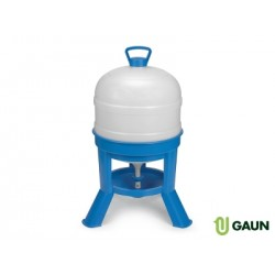 Siphon drinker for chickens