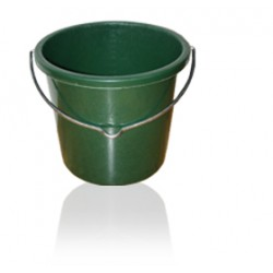 Hardly plastic bucket 15l