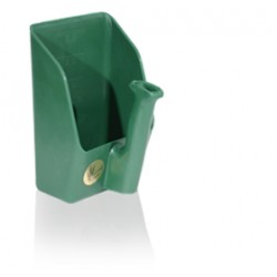 Plastic feed scoop 3 L
