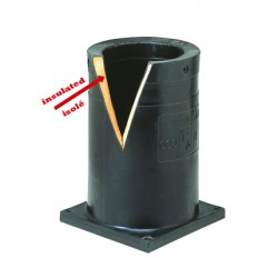 "24"" polyethylene stands"