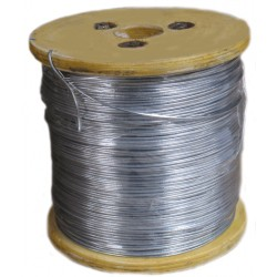 Galvanized wire 14GA x 400m