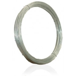 Ten-so-lite galvanised wire 12.5GA x 600m