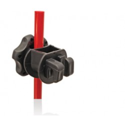 Insulator ISOBLOC, round post max 12mm., package of 25