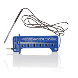 Voltage tester with 6 lights