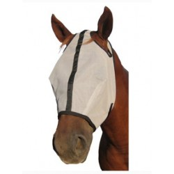 Fly mask without ears