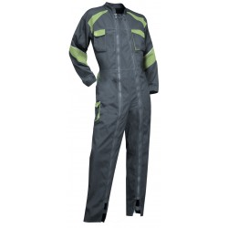 Coverall for women - NavyBlue/Pink