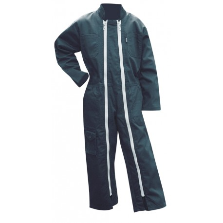 Coverall Poussin - Green